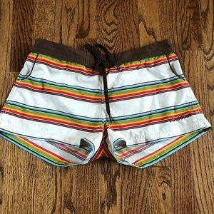 Swim shorts by Island Daze size small
